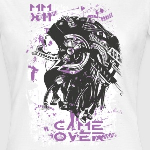 Cyberpunk Game Over T-Shirts - Women's T-Shirt
