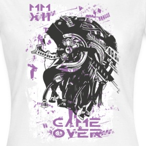bananaharvest_game_over T-Shirts - Frauen T-Shirt