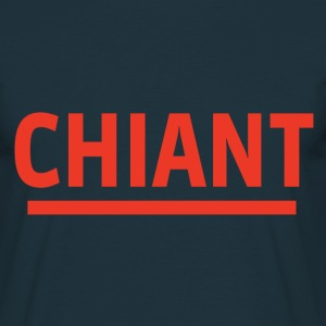 CHIANT(SANS FOND).png Tee shirts - T-shirt Homme