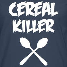 CEREAL KILLER Long sleeve shirts