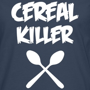 CEREAL KILLER (Muesli / cornflakes) Tee shirts manches longues - T-shirt manches longues Premium Homme
