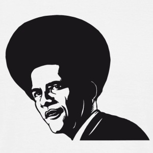 OBAMA BLACK 01 Tee shirts - T-shirt Homme