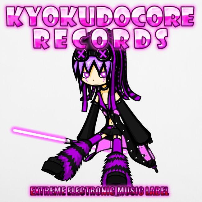 KyokudoCore Records Pillow Case