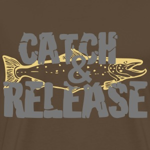 catch and release 2 T-Shirts - Männer Premium T-Shirt