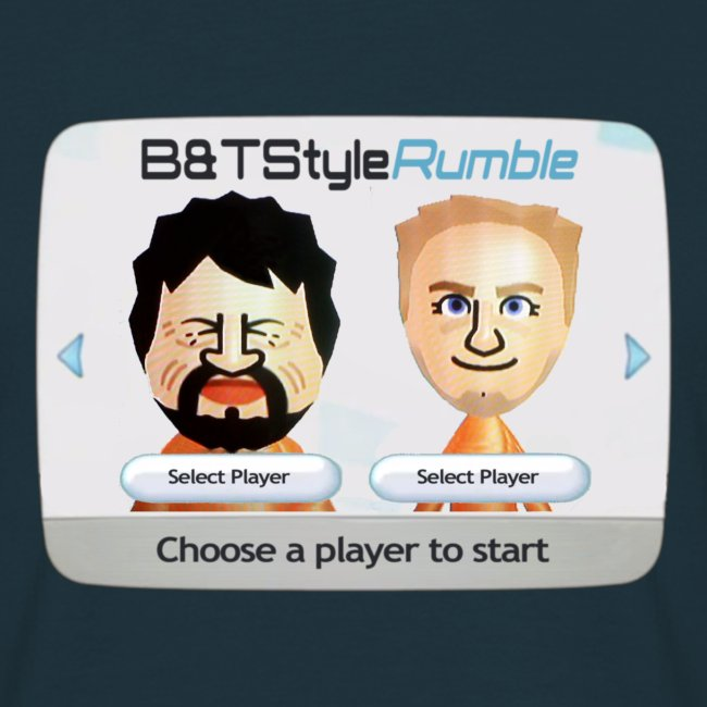 B&TStyle Rumble - Bud & Terence Style Collection