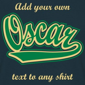 Oscar - T-shirt personalised with your name T-Shirts - Men's T-Shirt