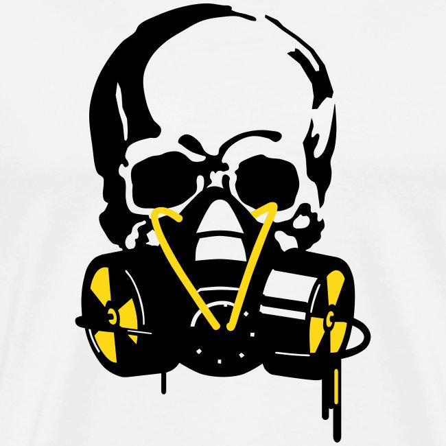 Radioactive Skull