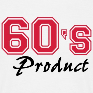 60's product Tee shirts - T-shirt Homme