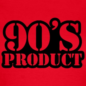 90's product T-shirts - Vrouwen T-shirt