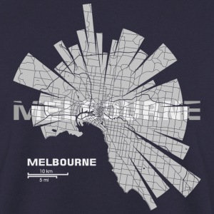 Melbourne Sweat-shirts - Sweat-shirt Homme