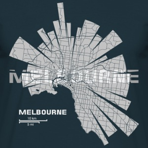 Melbourne Tee shirts - T-shirt Homme