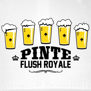 PINTE FLUSH ROYALE Caps & Hats - Flexfit Baseball Cap