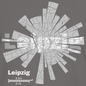 Leipzig T-Shirts - Men's Ringer Shirt