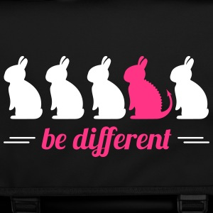 be different conigli lepre Easter bunny coniglio Borse & Zaini - Tracolla