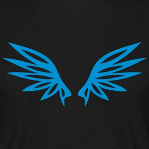aile aille oiseaux 602 Tee shirts - T-shirt Homme