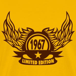 1967 annee limited edition logo annivers Tee shirts - T-shirt Premium Homme