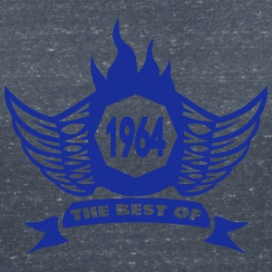 1964 annee best of logo anniversaire Tee shirts - T-shirt col V Femme