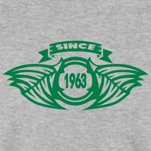 1963 annee since logo anniversaire Sweat-shirts - Sweat-shirt Homme