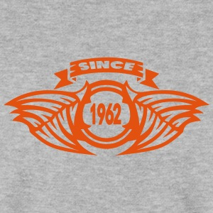 1962 annee since logo anniversaire Sweat-shirts - Sweat-shirt Homme