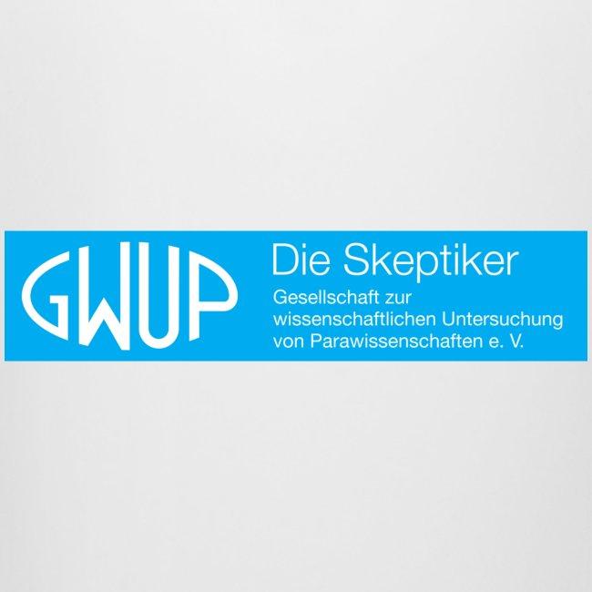"""Bierkrug """"GWUP-Die Skeptiker"""""""
