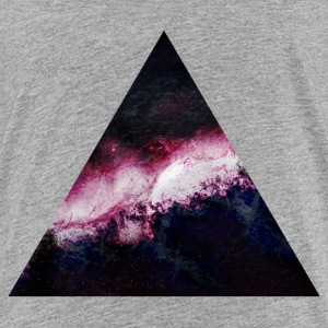 triangle galaxy Shirts - Kids' Premium T-Shirt