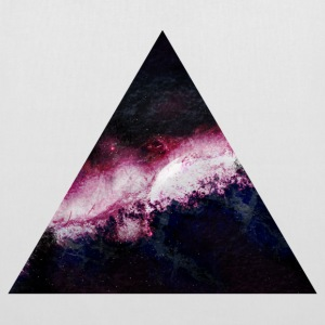 triangle galaxy Bags & Backpacks - Tote Bag