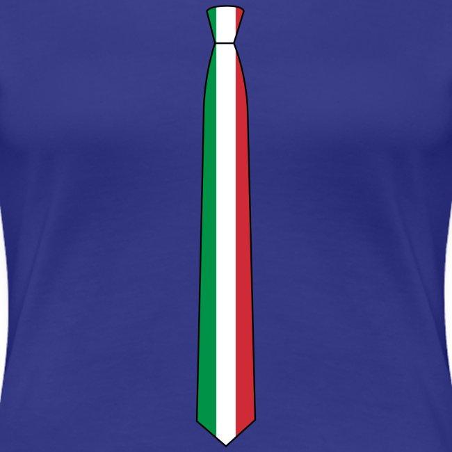 the Italia tie femminile