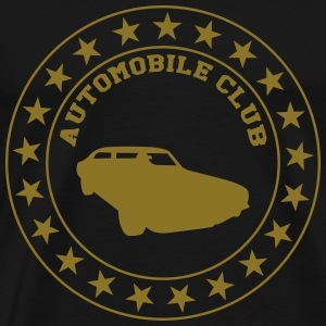 Automobile Club Tee shirts - T-shirt Premium Homme
