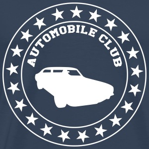 Automobile Club T-Shirts - Men's Premium T-Shirt