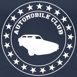 Automobile Club T-Shirts - Frauen Premium T-Shirt