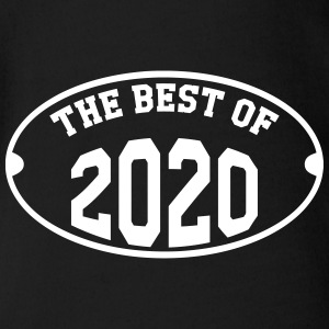 The Best of 2020 T-Shirts - Baby Bio-Kurzarm-Body
