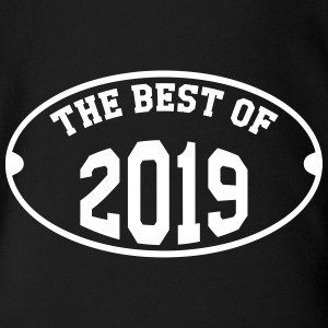 The Best of 2019 T-Shirts - Baby Bio-Kurzarm-Body
