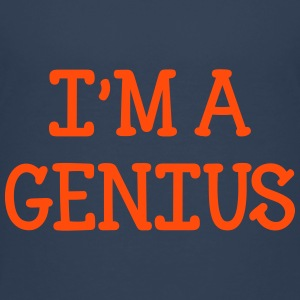 I'm a Genius T-shirts - Teenager premium T-shirt