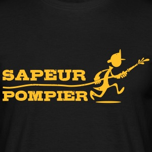 sapeurpompier Tee shirts - T-shirt Homme