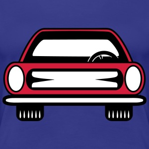 Auto auto grill T-shirts - Vrouwen Premium T-shirt