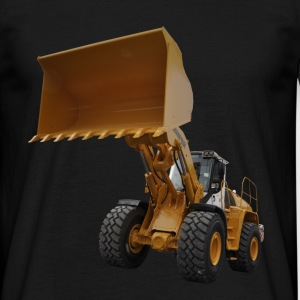 wheel loader T-Shirts - Men's T-Shirt