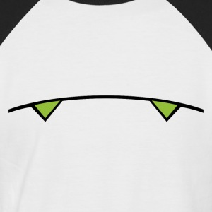 Marvin's Eyes - T-shirt baseball manches courtes Homme