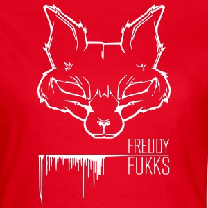 Freddy Fukks T-Shirts - Frauen T-Shirt
