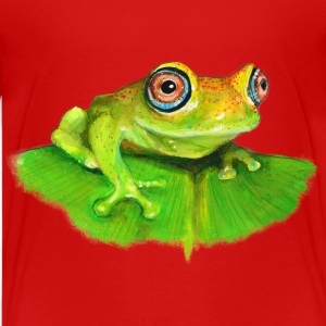 Frosch - Teenager Premium T-Shirt