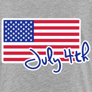 July 4th T-Shirts - Kinder Premium T-Shirt