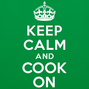 Keep calm and Cook On Sacs et sacs à dos - Tote Bag
