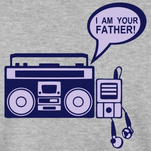 i_am_your_father K7 mp3-Radio-Player 0 Pullover & Hoodies - Männer Pullover