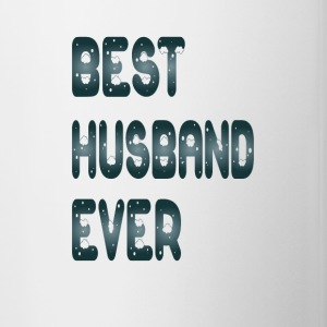 best husband ever Bottles & Mugs - Contrasting Mug