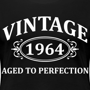 Vintage 1964 Aged to Perfection T-Shirts - Women's Premium T-Shirt