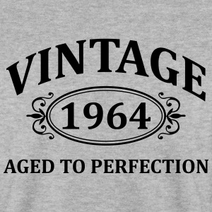 Vintage 1964 Aged to Perfection Hoodies & Sweatshirts - Men's Sweatshirt