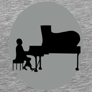 pianiste Tee shirts - T-shirt Premium Homme