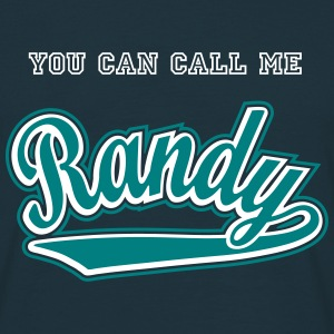 Randy - T-shirt personalised with your name T-Shirts - Men's T-Shirt