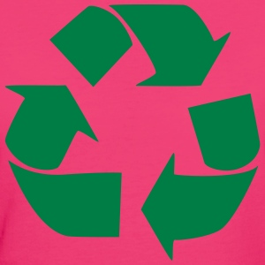 Recycling for the World Magliette - T-shirt ecologica da donna