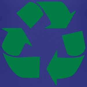 Recycling for the World T-shirts - Børne premium T-shirt