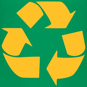 Recycling for the World Shirts - Kinderen Premium T-shirt